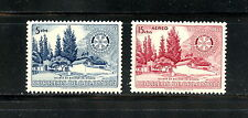 Colombia 1955  #639, C274  Rotary    2v. MNH  H529