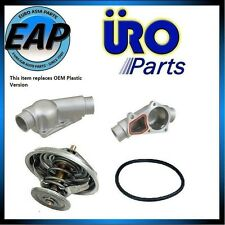 For BMW 323I 323IS 325I 325IS Thermostat Housing Cover w/ Thermostat and Gaskets
