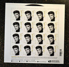 2015USA #5009  Forever - Elvis Presley - Sheet of 16 Stamps - Mint NH music icon