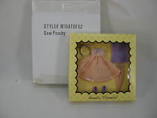 AMELIA THIMBLE SEW PEACHY OUTFIT TONNER WILDE IMAGINATION BJD RESIN PUKI LATI