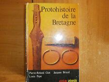 Protohistoire de la Bretagne aux éditions Ouest France (31)