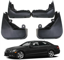 OEM Splash Guards Mud Guards Flaps For 09-2012 Mercedes Benz E Class Sedan W212