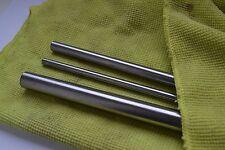 10mm 19mm 1cm 100mm long ACIER ARGENT SOL ARBRE BARRE MAQUETTISTE ROND