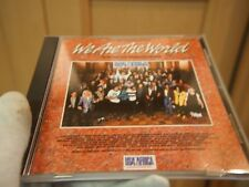 Used_CD We Are The World We: USA For Africa Free Shipping FROM JAPAN BN49