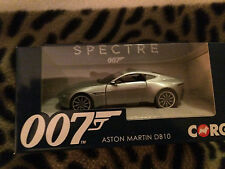 James Bond,  SPECTRE  Aston Martin DB10  corgi car model