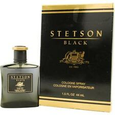 Stetson Black by Coty Cologne Spray 1.5 oz