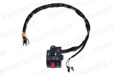 Right Hand Handlebar Lights Electric Start Switch for Suzuki GN125