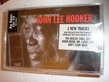 John Lee Hooker CASSETTE NEW The Best Of Friends