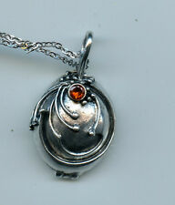Vampire Diaries Elena's Necklace Locket Pendant