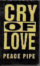 CRY OF LOVE PEACE PIPE CASSETTE SINGLE