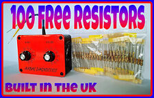 NEW AIRBAG RESISTOR TOOL KIT + 100 FREE RESISTORS all makes SRS reset mot light