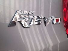 CAR BADGE TOYOTA HILUX REVO DECALS LOGO STICKERS EMBLEM MARK LABEL SIGN GENUINE