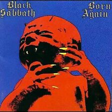 Born Again by Black Sabbath (Cassette, Oct-1990, Warner Bros.)