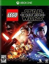 LEGO Star Wars: The Force Awakens (Microsoft Xbox One, 2016)