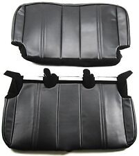JEEP 2003-2006 TJ REAR BENCH SEAT UPHOLSTERY KIT