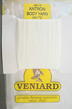 Veniard ANTRON Body Yarn ABY-16 WHITE