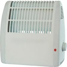 450W Frost Watcher Compact Convector Heater Wall Mounted for Greenhouse/Caravan