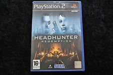 Headhunter Redemption Playstation 2 PS2