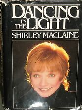 Dancing in the Light by Shirley MacLaine (1985, Hardcover)