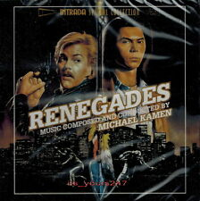 Renegades - OST Intrada [1989/2012] | Michael Kamen | CD NEU
