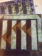"""NIP """"PIQUED"""" MAPLE ISLAND QUILTS WALLHANGING , BABY , LAP QUILT PATTERNS"""