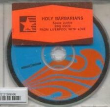 Holy Barbarians Space junkie (1996, UK) [Maxi-CD]