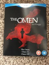 The Omen Trilogy Blu-Ray **BRAND NEW** *SEALED*