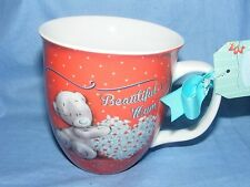 Me To You Bear Beautiful Mum Mug Present Gift G01M0292 Tatty Teddy NEW BOXED