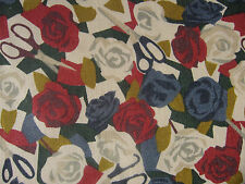 Liberty TANA LAWN COTTON 1.20 MTR of PAPER ROSES