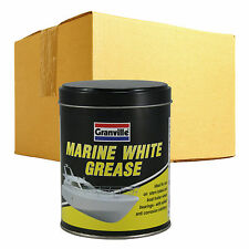 12 x Marine White Grease Lubricant Salt Water Repellent Resistant Anti Corrosion