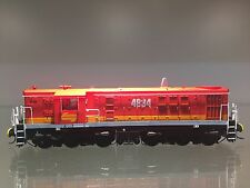 """""""LATEST RELEASE"""" TrainOrama 48 Class HO Scale Locomotive, 4834, Candy - Red Roof"""
