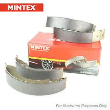 New Genuine Mintex Rear Brake Shoe Set - MFR170