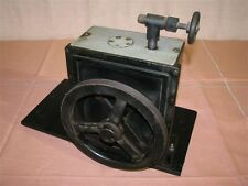 Distallation Wegner Vacuum Pump by WM Welch Catalog No 1404