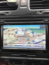 VW SKODA RNS510 810 V14 8477 NAVIGATION UPDATE DVD DISC MAP + SPEED CAMERA POI