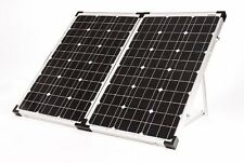 New Go Power! GP-PSK-120 Portable Folding Solar Power Charging Kit 120 Watt 6.7A