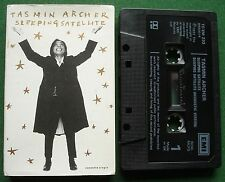 Tasmin Archer Sleeping Satellite Cassette Tape Single - TESTED
