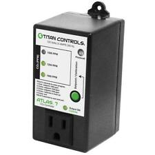 Titan Controls Atlas 7 CO2 Controller - photocell hydroponics ppm