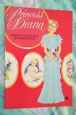 PRINCESS DIANA FASHION COLLECTION PAPER DOLL BOOK Prince William & Harry cover