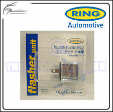 Ring Hazard Warning Lights Amber Flasher Unit 2 Pin 12v 94w RFL2H