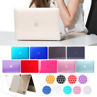 Glossy Crystal Clear Hard Case Keyboard Cover fr MacBook Air Pro Retina 11 13 15