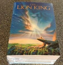 1994 SkyBox The Lion King Series 1 Trading Card Base Set 1-90~Sealed in Plastic