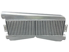 "CXRACING Twin Turbo Intercooler 27""x12.5""x3.5"", 3.5"" Core: 24""x7""x3.5"""