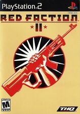 Red Faction II - Playstation 2 Game Complete