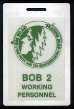 BOB DYLAN REPRO 1986 TOUR CONCERT WORKING PERSONNEL BACKSTAGE CREW PASS . NOT CD