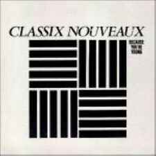 Classix Nouveaux Because You're Young Uk 12""