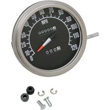 5in. Dash Mount 2:1 Speedometer Drag Specialties  72761M-BX33