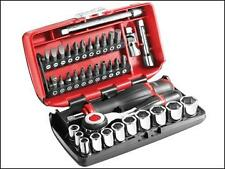 "Facom R.360NANO 38pc 1/4"" Drive Metric Socket Set With Twist Handle Ratchet"