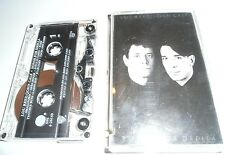 MC Cassette LOU REED & JOHN CALE Songs For Drella Velvet Underground Andy Warhol