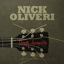 Nick Oliveri-Death Acoustic  CD NUOVO