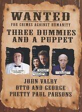 JOHN VALBY - OTTO & GEORGE - PRETTY PAUL PARSONS - NEW DVD
